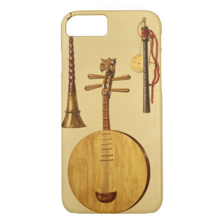 A dizi, a sona, a yueqin, Chinese, a Japanese hich iPhone 8/7 Case