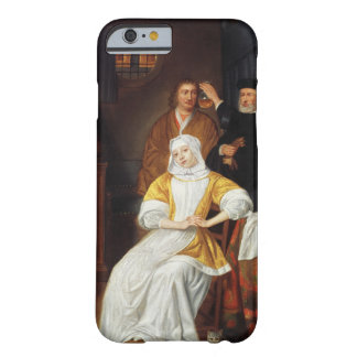 A Doctor Visiting a Young Lady in a Bedroom (oil o Barely There iPhone 6 Case