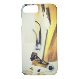 a dog and a cat iPhone 7 case