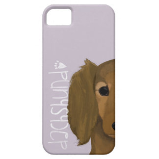 A Dogs Life - Dachshund iPhone 5 Cover