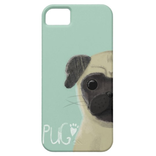 A Dogs Life - Pug iPhone 5 Cases