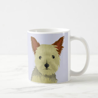 A Dogs Life - Yorkie (Short Haired) Coffee Mug