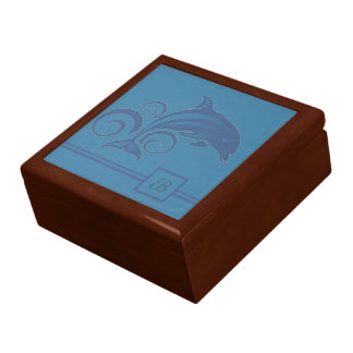 A Dolphin Gift Box