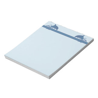 A Dolphin Notepad