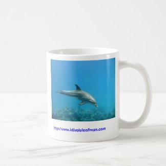 A dolphin on a mug! coffee mug