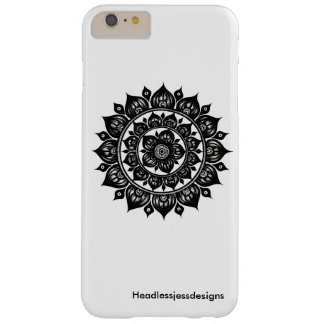 A Dozen Onions Mandala iPhone Case