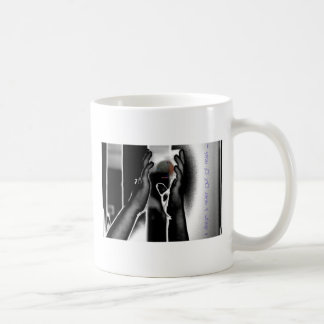 A dream is never out of reach basic white mug