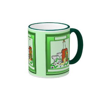 A drop of the Irish Ringer Mug