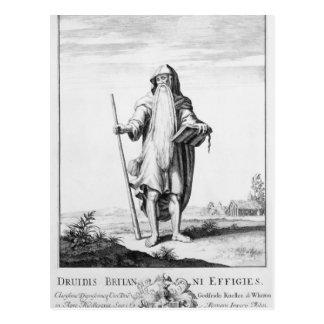 A Druid Postcard