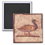 A Duck, detail from Orpheus Charming the Animals Fridge Magnet
