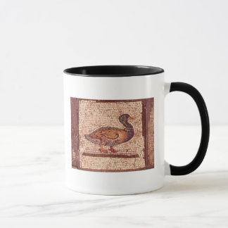 A Duck, detail from Orpheus Charming the Animals Mug