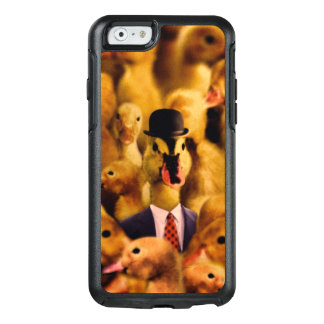 A Duck In A Bowler Hat And Suit And Tie OtterBox iPhone 6/6s Case