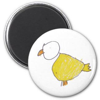 A Duck Magnet