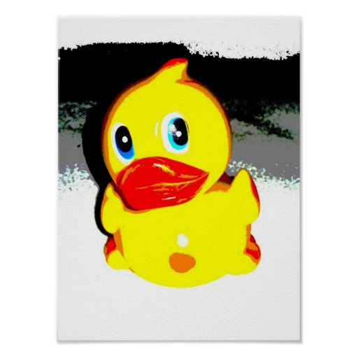 a duck posters