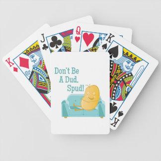 A Dud Spud Card Decks