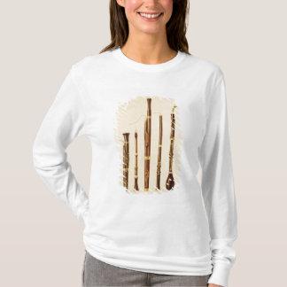 A dulcian, an oboe, a bassoon, an oboe da caccia a T-Shirt