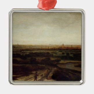 A Dutch Landscape Christmas Ornament