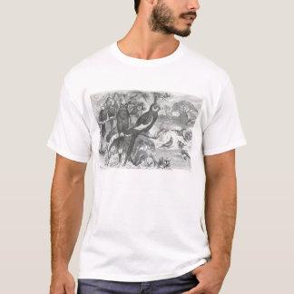 A. E. Brehm - Cockatiels T-Shirt