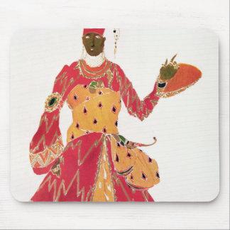 A Eunuch, from the ballet 'Scheherazade' Mouse Mat