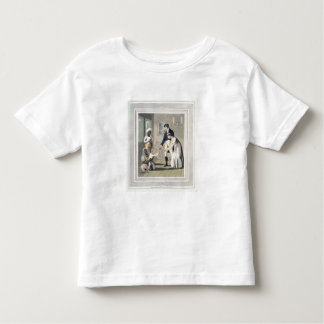 A European Lady and her Family, attended by an Aya Toddler T-Shirt
