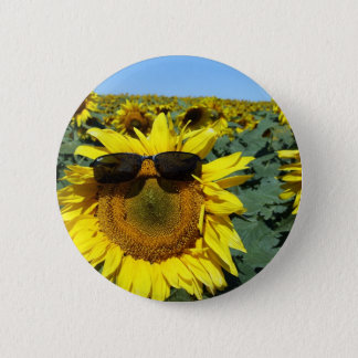 A Face in the Crowd 6 Cm Round Badge
