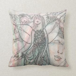 A fairie sweet pillow for a sweet fairie dream