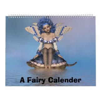 A Fairy Calender Calendars