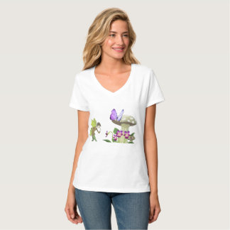 A Fairy in Fantasy Land Women's T-Shirt