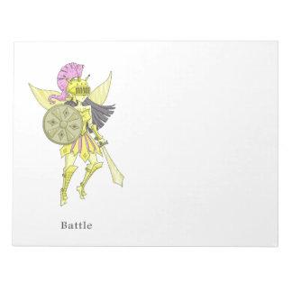 A fairy named Battle Notepad