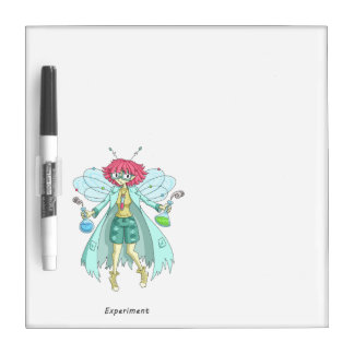 A fairy named Experiment Dry-Erase Whiteboard