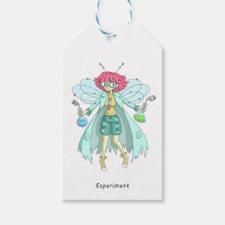 A fairy named Experiment Gift Tags