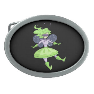 A fairy named Voyage Belt Buckles