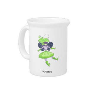 A fairy named Voyage Pitcher
