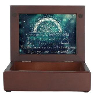 A Fairy's Tale Keepsake Box