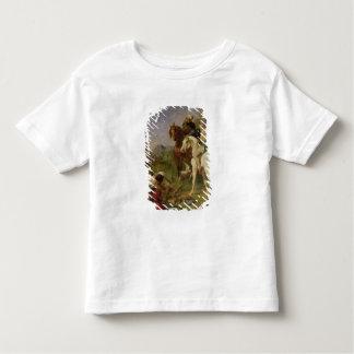 A Falcon Hunt in Algeria Toddler T-Shirt
