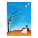 A Fall (in love) Story Wedding Invitation