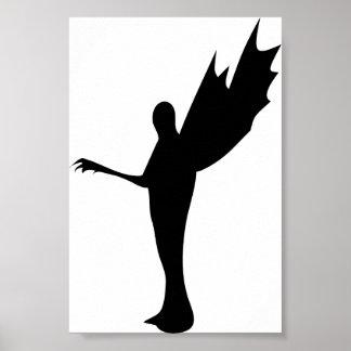 A fallen angel poster