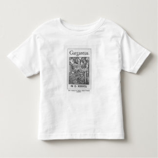 A Family of Giants Toddler T-Shirt