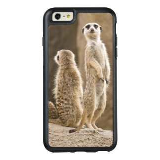 A Family Of Meerkats OtterBox iPhone 6/6s Plus Case