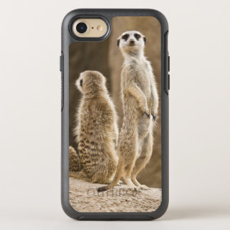 A Family Of Meerkats OtterBox Symmetry iPhone 8/7 Case