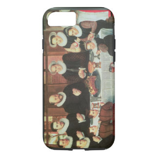 A Family Saying Grace Before the Meal, 1585 (oil o iPhone 8/7 Case