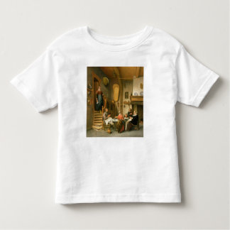A Family Saying Grace Toddler T-Shirt