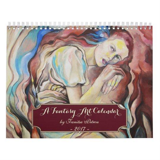 A Fantasy Art Calendar - 2017