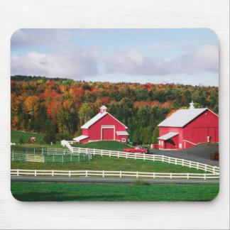 A farm in Vermont near Peacham. RELEASE Mouse Pad