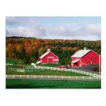 A farm in Vermont near Peacham. RELEASE Postcards