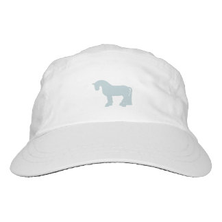 A Fat Duck Egg Blue Pony Hat
