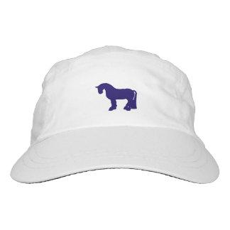 A Fat Navy Pony Hat