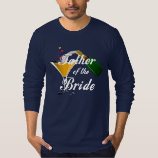 A Father of the Bride Champagne Toast T-Shirt