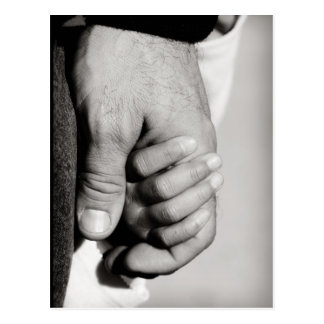 A Father s Trusting Protective Love Post Cards