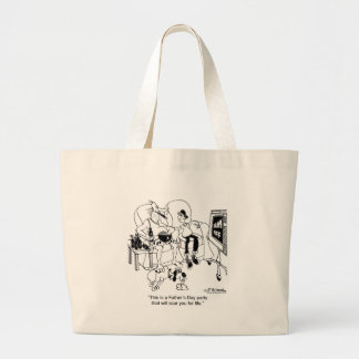 A Father's Day That Will Scar You Tote Bag